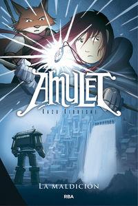 AMULET 2 - LA MALDICION