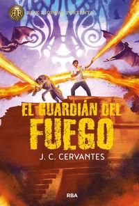 HIJO DEL TRUENO, EL 2 - EL GUARDIAN DEL FUEGO