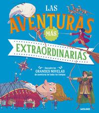 las aventuras mas extraordinarias - Jaume Prat