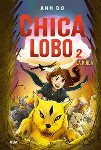 CHICA LOBO 2 - LA HUIDA
