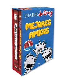 (ESTUCHE) MEJORES AMIGOS ROWLEY Y GREG