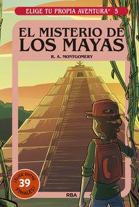 MISTERIO DE LOS MAYAS, EL