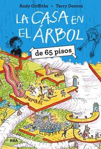 CASA EN EL ARBOL DE 65 PISOS, LA - LA CASA DEL ARBOL 5