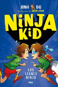 ninja kid 5 - los clones ninja - Anh Do / Anton Emdin (il. )