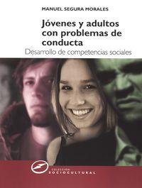 JOVENES Y ADULTOS CON PROBLEMAS DE CONDUCTA