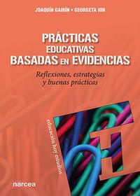 PRACTICAS EDUCATIVAS BASADAS EN EVIDENCIAS - REFLEXIONES, ESTRATEGIAS Y BUENAS PRACTICAS