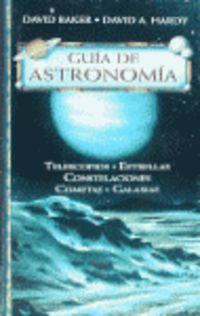 GUIA DE ASTRONOMIA