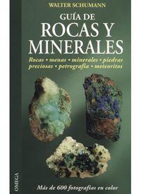 GUIA DE ROCAS Y MINERALES