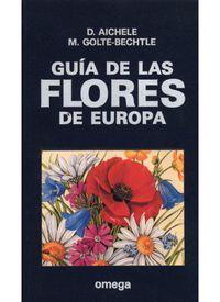 GUIA DE FLORES DE EUROPA