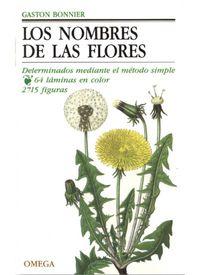 Los nombres de la flores - Gaston Bonnier
