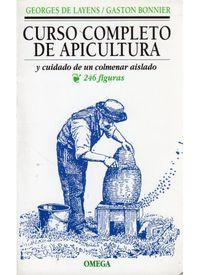 CURSO COMPLETO DE APICULTURA Y CUIDADO DE UN COLMENAR AISLADO