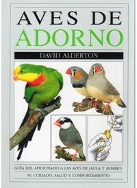 Aves De Adorno - David Alderton