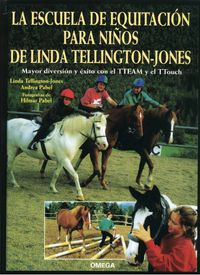 ESCUELA EQUITACION PARA NIÑOS DE LINDA TELLINGTON-JONES