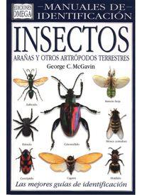 INSECTOS - MANUALES DE IDENTIFICACION
