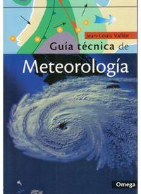 GUIA TECNICA DE METEOROLOGIA