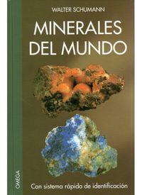 MINERALES DEL MUNDO - CON SISTEMA DE IDENTIFICACION