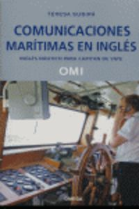 COMUNICACIONES MARITIMAS EN INGLES