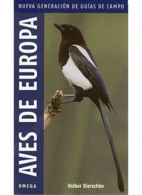 Aves De Europa - Volker Dierschke