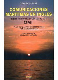 COMUNICACIONES MARITIMAS EN INGLES (3ª ED)