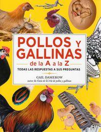 POLLOS Y GALLINAS DE LA A A LA Z - TODAS LAS RESPUESTAS A SUS PREGUNTAS