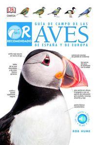 Guia De Campo De Las Aves De España Y De Europa - Rob Hume