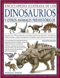 Enciclopedia Ilustrada De Los Dinosaurios Y Otros Animales Prehistoricos - Dougal Dixon