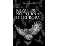 GUIA DE RAPACES NOCTURNAS DE EUROPA