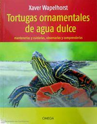 TORTUGAS ORNAMENTALES DE AGUA DULCE