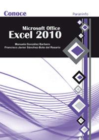 CONOCE EXCEL 2010 - MICROSOFT OFFICE