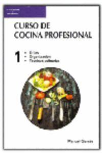 Curso De Cocina Profesional I - Manuel Garces Blanco