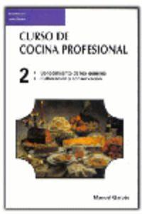 Curso De Cocina Profesional Ii - Manuel Garces Blanco
