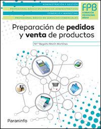 GM - PREPARACION DE PEDIDOS Y VENTA DE PRODUCTOS