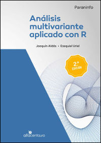 (2 ED) ANALISIS MULTIVARIANTE APLICADO CON R