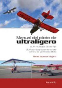 Manual Del Piloto De Ultraligero - Rafael Espinosa Moyano