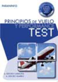 PRINCIPIOS DE VUELO Y PERFORMANCE - TEST