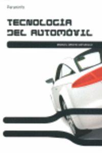 Tecnologia Del Automovil - Manuel Orovio Astudillo