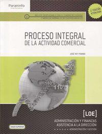 Gs - Proceso Integral De La Actividad Comercial - Jose Rey Pombo