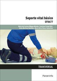 CP - SOPORTE VITAL BASICO (UF0677)