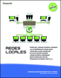 Gm - Redes Locales - Julio Barbancho Concejero / [ET AL. ]