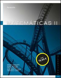 BACH 2 - MATEMATICAS II (CC. NN. ) (LOMCE)