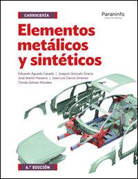 GM - ELEMENTOS METALICOS Y SINTETICOS - TRANSPORTE Y MANTENIMIENTO DE VEHICULOS