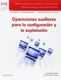 Fpb 1 - Operaciones Auxiliares Para La Configuracion Y Explotacion - Irene Rodil Jimenez / Camino Pardo De Vega
