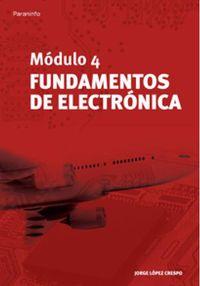 Modulo 4 - Fundamentos De Electronica - Jorge Lopez Crespo