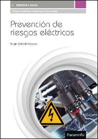 gm / gs - prevencion de riesgos electricos - Aa. Vv.