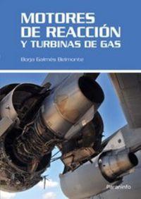 MOTORES DE REACCION Y TURBINAS DE GAS