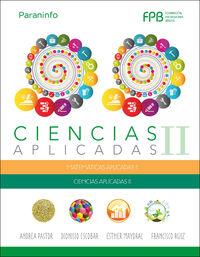 FPB 2 - CIENCIAS APLICADAS II - MATEMATICAS APLICADAS II
