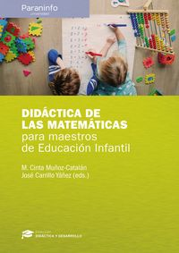 DIDACTICA DE LAS MATEMATICAS PARA MAESTROS DE EDUCACION INFANTIL