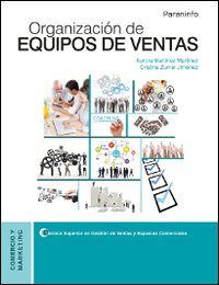 Gs - Organizacion De Equipos De Venta - Comercio Y Marketing - Aurora Martinez Martinez / Maria Cristina Zumel Jimenez