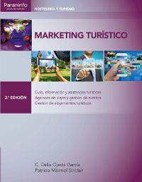 (2 ED) GS - MARKETING TURISTICO