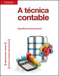 GM - TECNICA CONTABLE, A (GALLEGO)